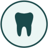 Icon representing dental offices